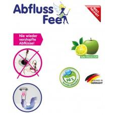Abfluss Fee- Фея за почистване на канали