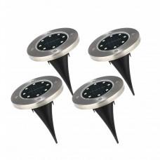Външна лампа 4 x слънчева LED светлина EASYmaxx